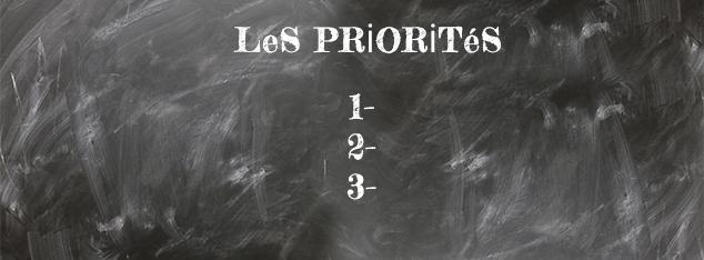 Le Prophète Muhammad (saw) et la «priorisation des valeurs»